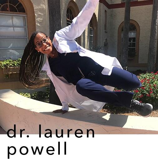 image of Dr. Lauren Powell