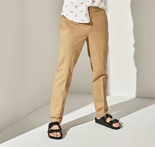 Chinos & Casual Pants