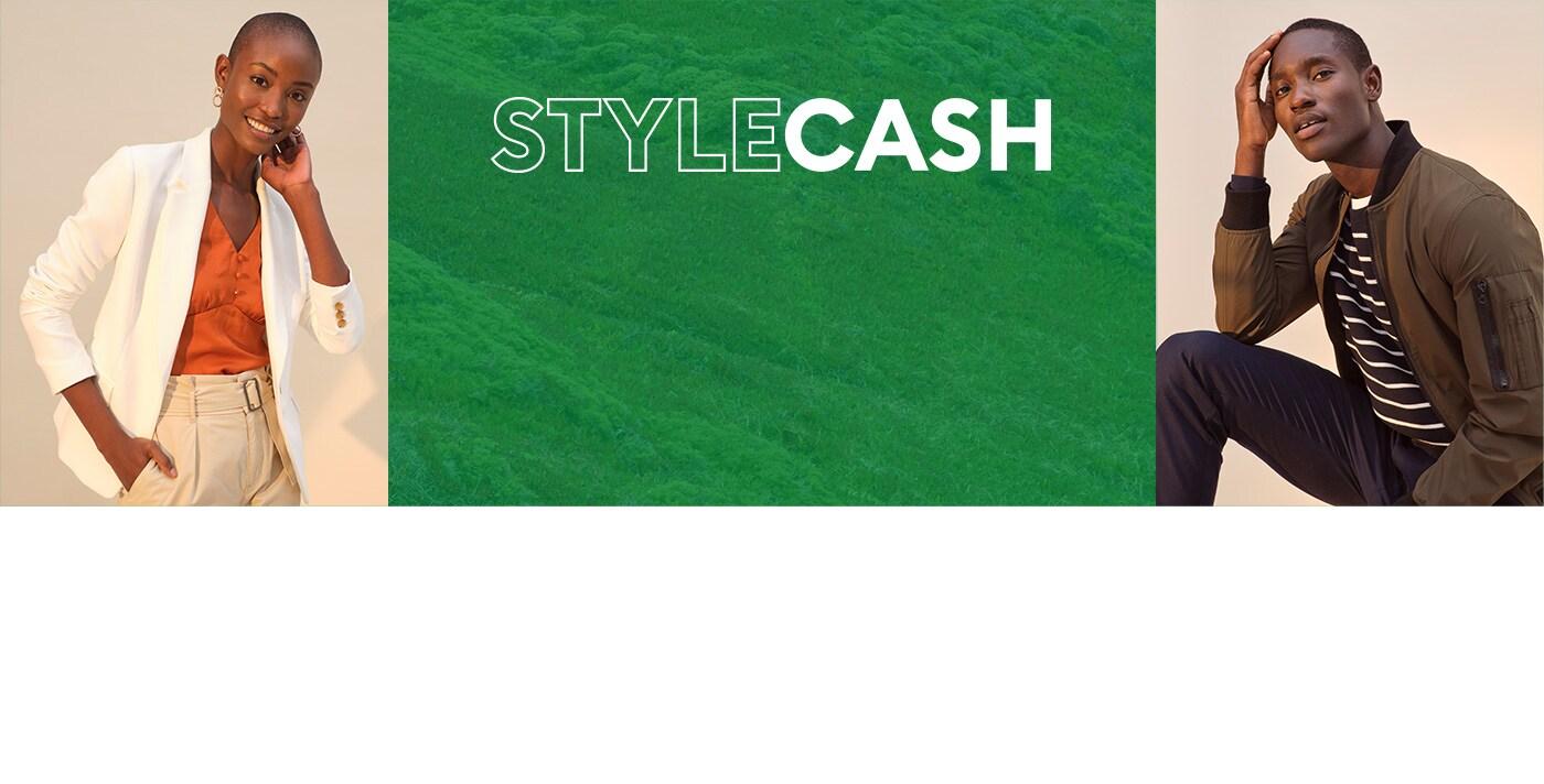 Stylecash. background image.