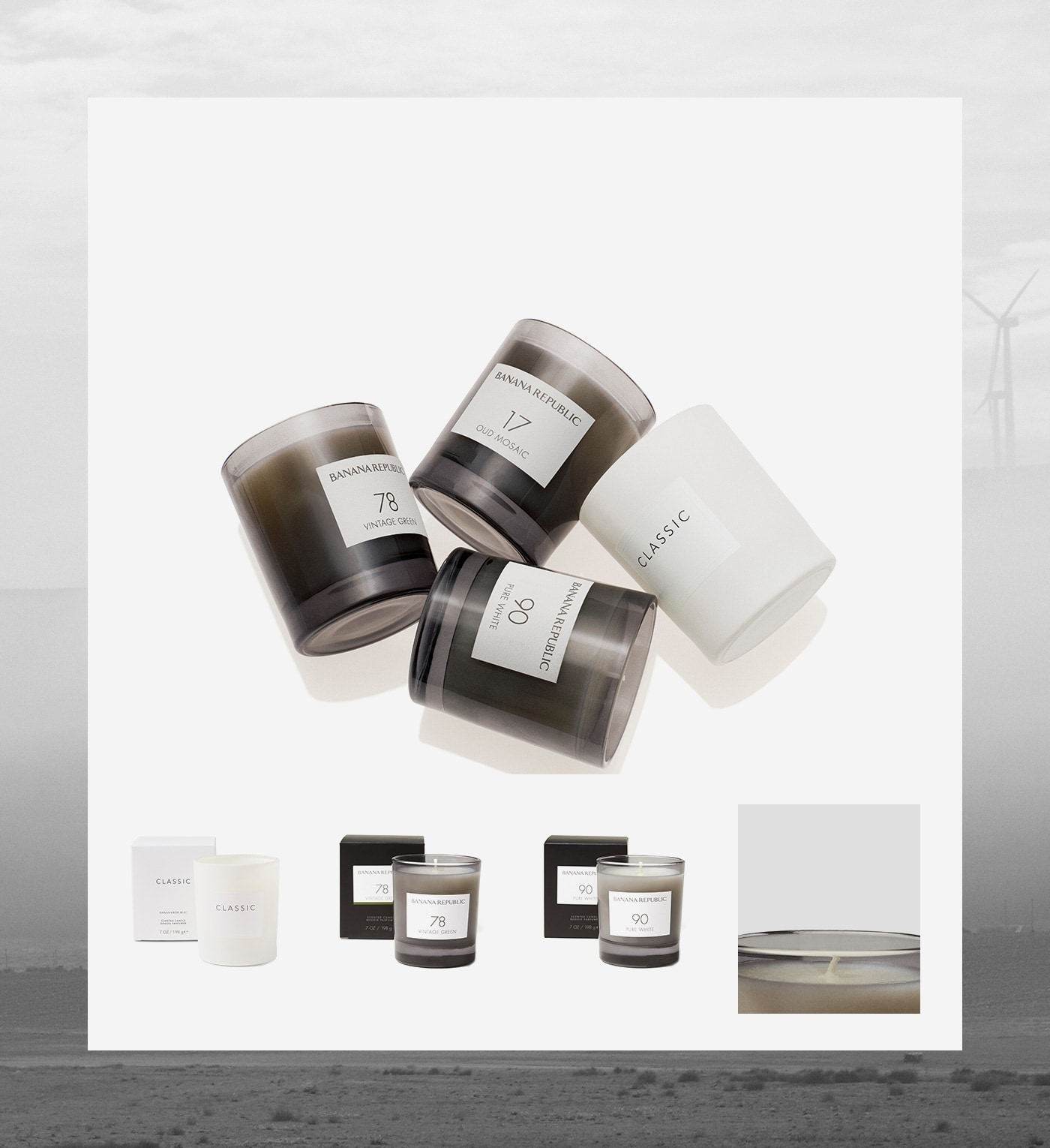 Icon Fragrance Candles