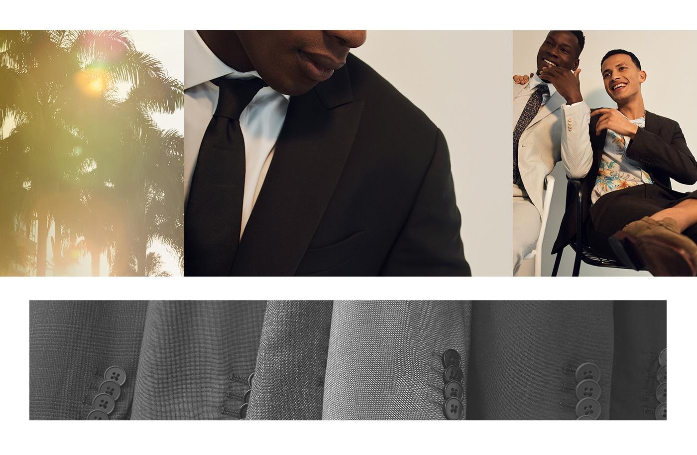the new suit shop