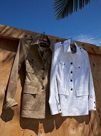 Manteaux et vestes