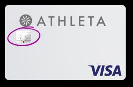 Athleta credit cards