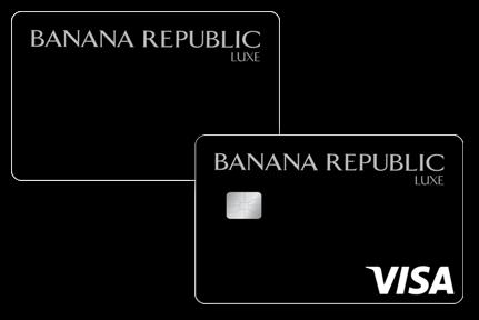 Banana Republic credit cards