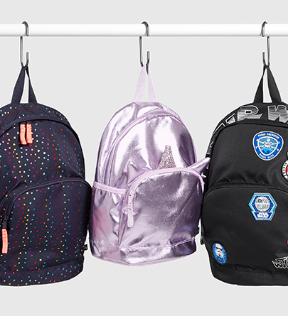Kids Backpacks and Extras