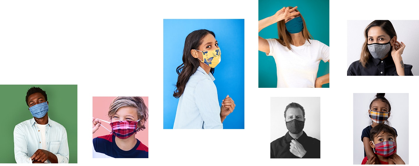 In partnership with medical experts, we developed a safety & style guide for all your non-medical-grade face masks questions. From our family, to yours.