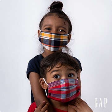 Shop Gap Adults' & Kids' Masks
