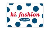 old navy giftcard