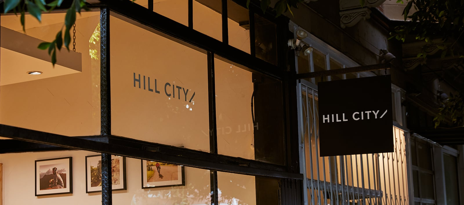 Hill City Pop Up Shop
