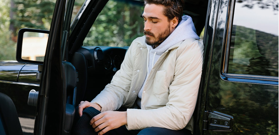 Thermal Light Shirt Jacket