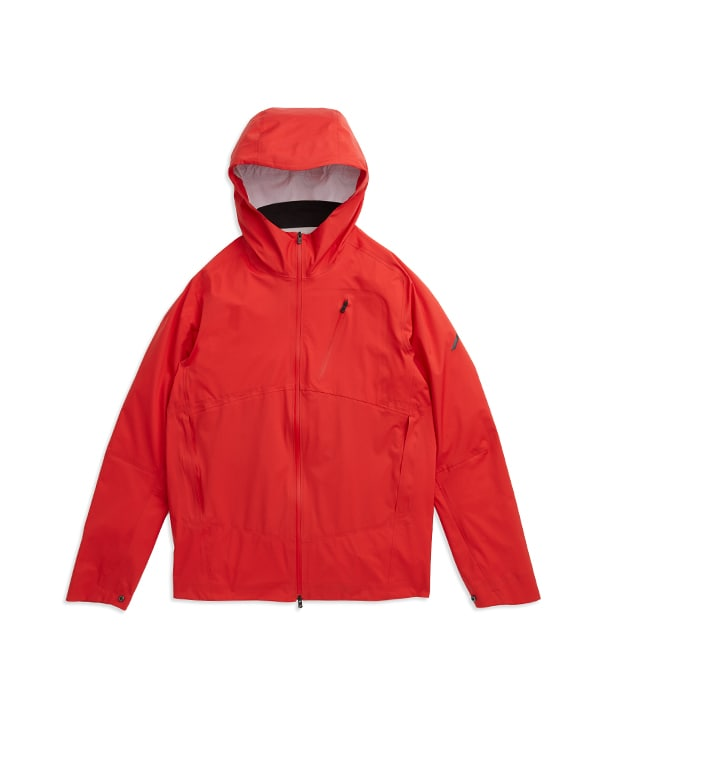 Waterproof Hooded Shell