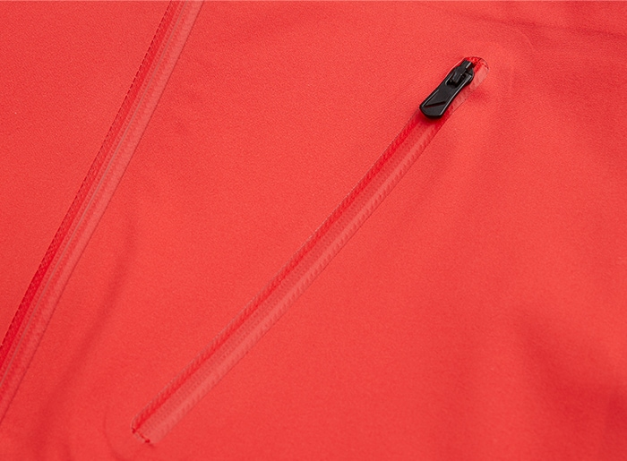 Waterproof Hooded Shell - Features