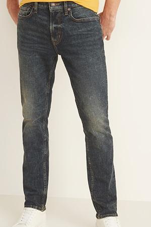 Mens big jeans