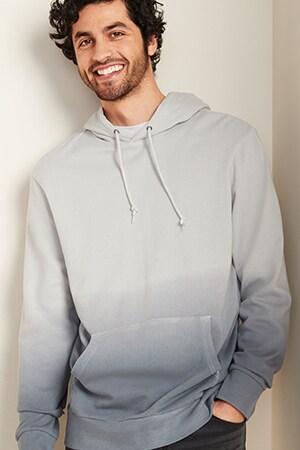 Mens big sweatshirts & sweatpants