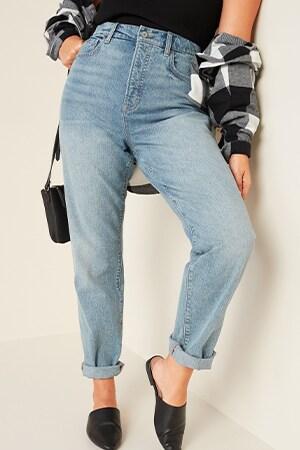 Women petite jeans