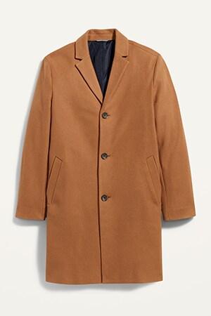 Men Big Coats & Jackets