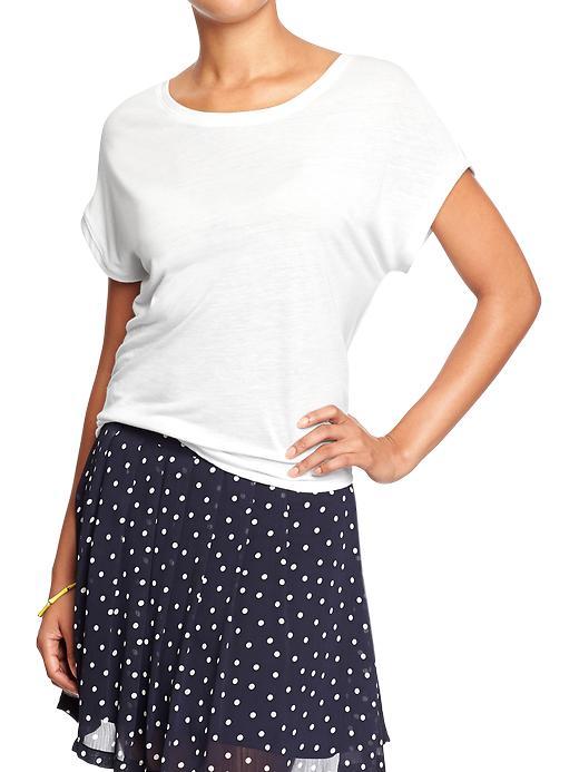 Women's Dolman-Sleeve Tops