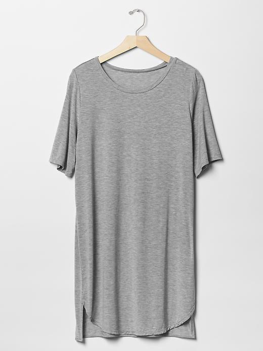 Maternity Sleep T-Shirt in Modal
