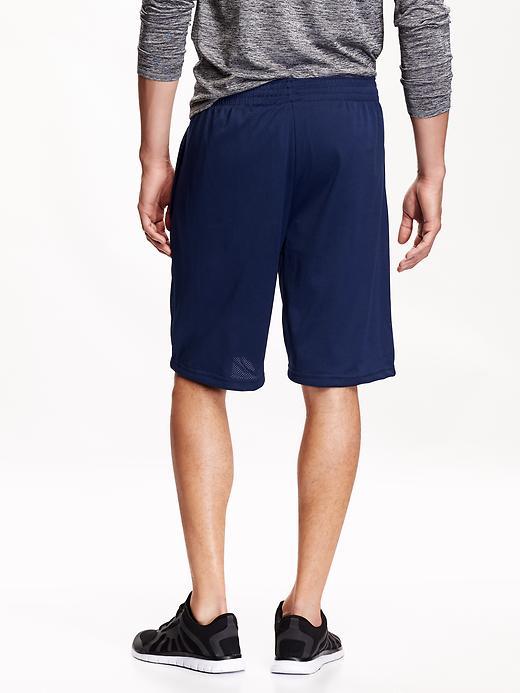 Go-Dry Mesh Shorts for Men - 10 inch inseam