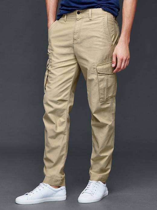 Cargo Slim Fit Pants