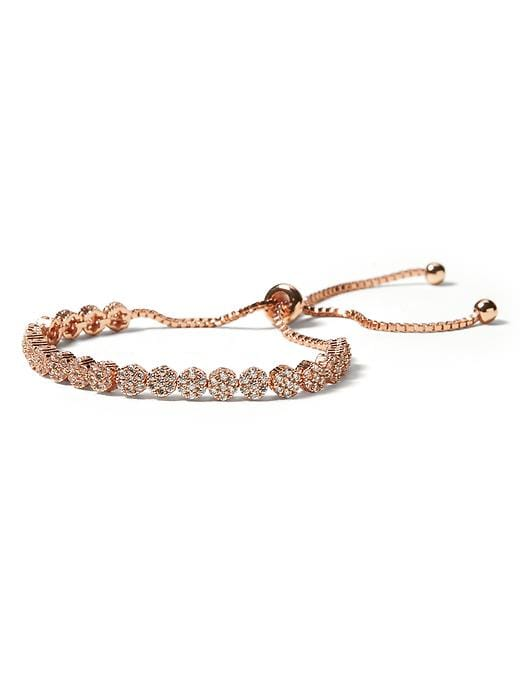 Sparkle Circle Bracelet