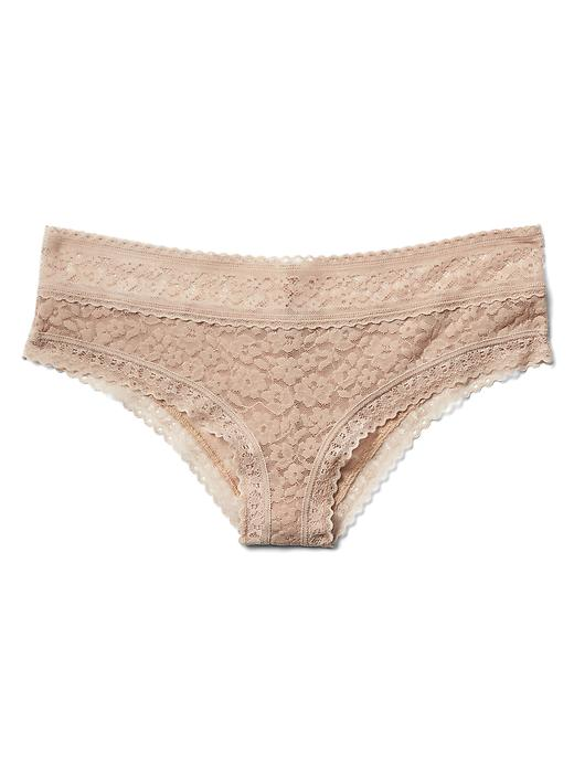 Supersoft lace tanga