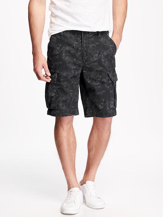 Old Navy Mens Broken-In Cargo Shorts