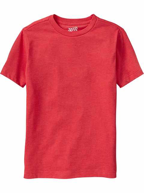 34a7530c Softest Crew-Neck Tee for Boys