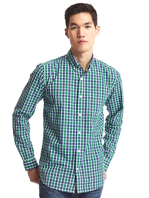 Gap Mens True Wash Standard Fit Shirt