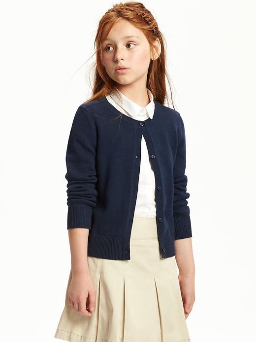 Uniform Cardigan for Girls