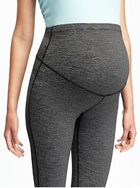Maternity Full Panel Elevate Compression Tights