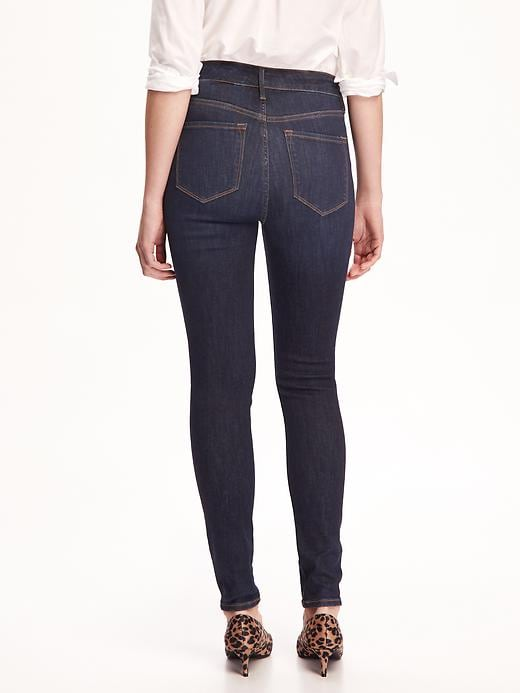 High-Waisted Rockstar Built-In Sculpt Skinny Jeans For Women
