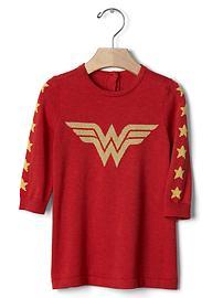 Junk Food Wonder Woman Sweater Dress