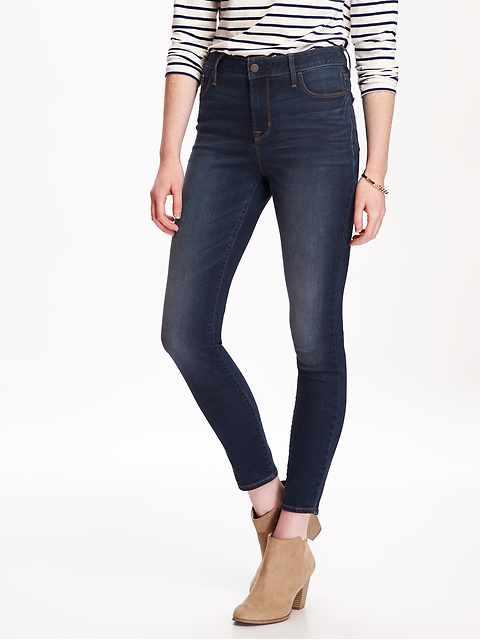 High-Rise Rockstar Skinny Jeans for Women 3e1dd09ba2
