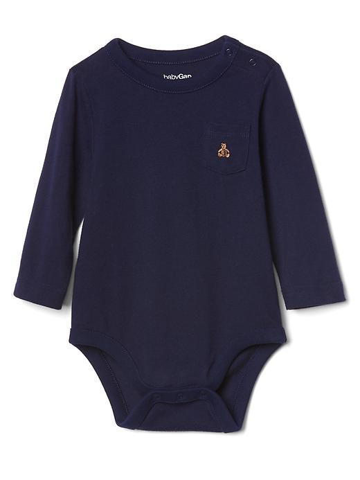 Baby Brannan Pocket Bodysuit