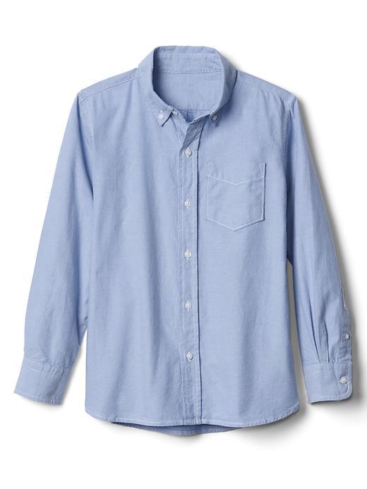 Chemise pour uniforme Oxford
