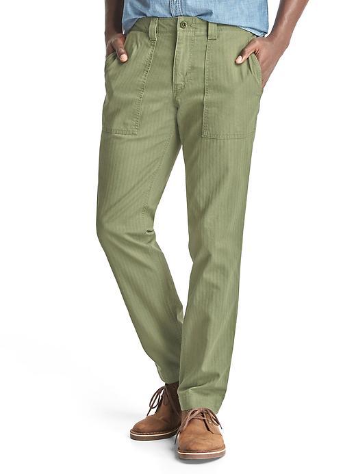 Gap Men's Slim Surplus Pants