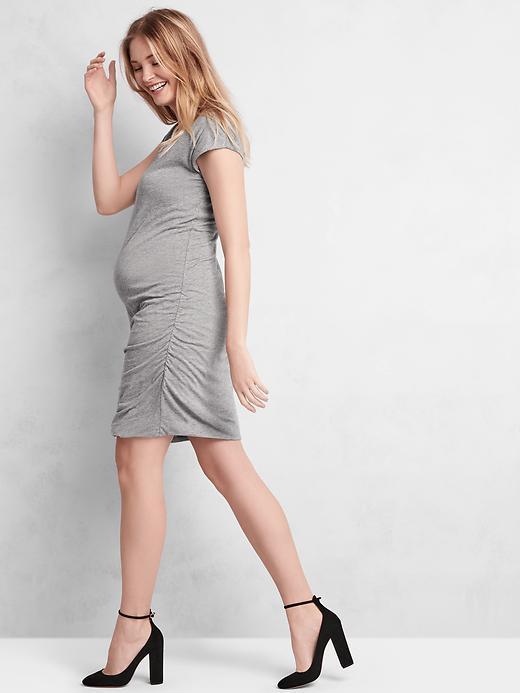Maternity Bodycon Dress