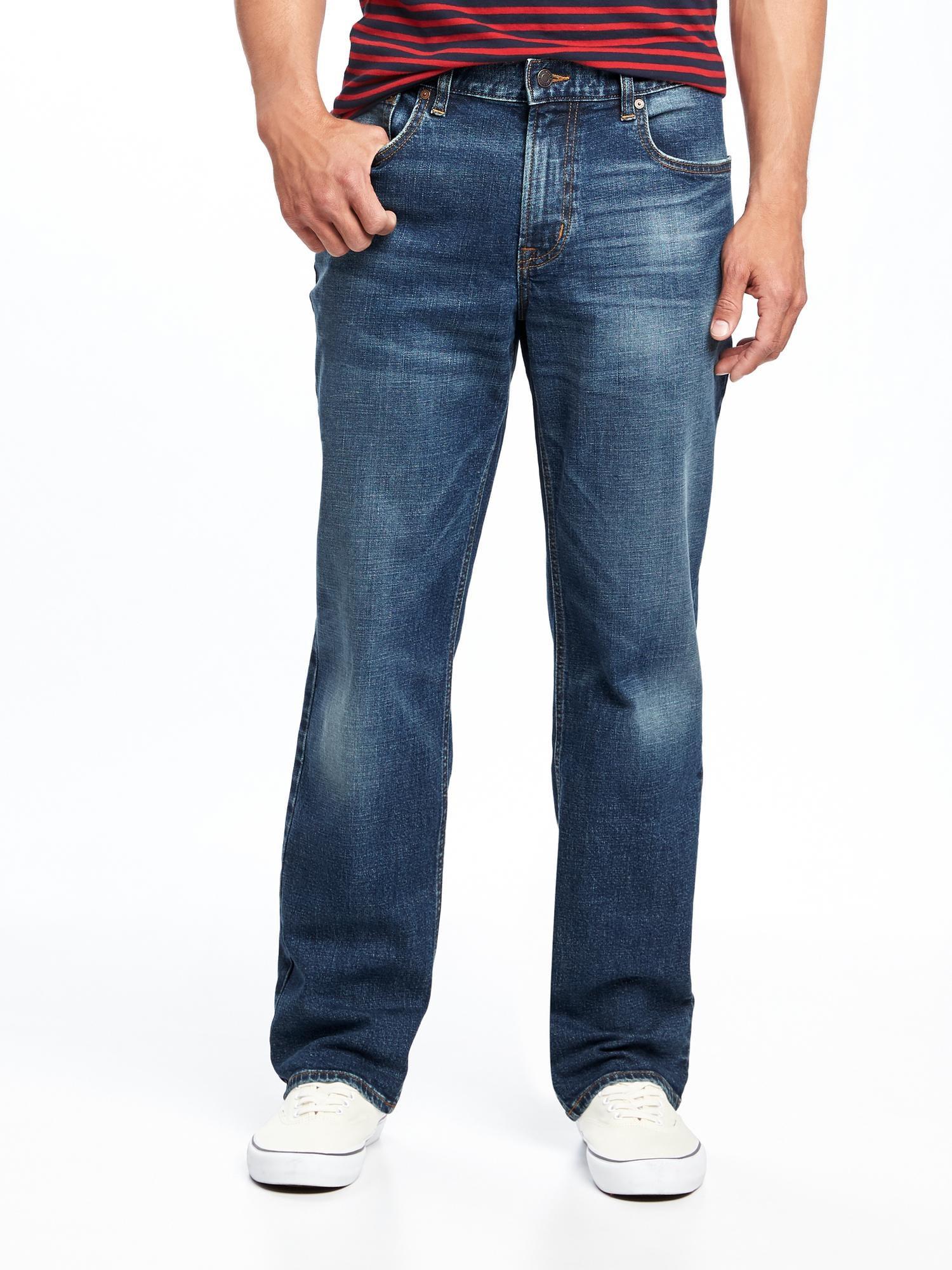Big Star Jeans Mens Relaxed Fit Denim Light Blue