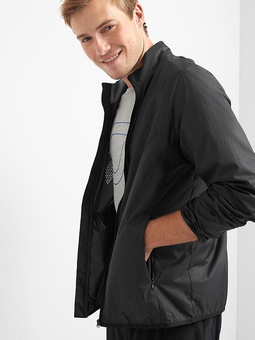 GapFit Aerofast Zip Jacket