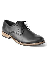 Gap Lace-up Mens Dress Shoes (Black / Brown)