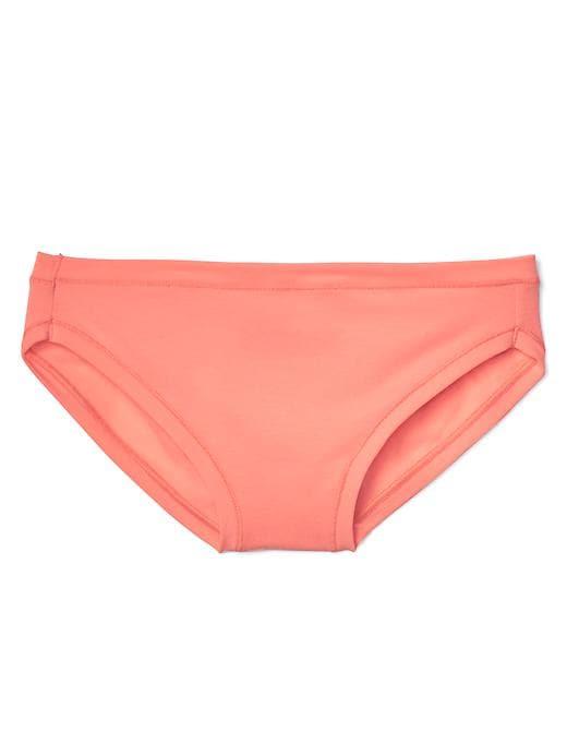 Bikini taille basse