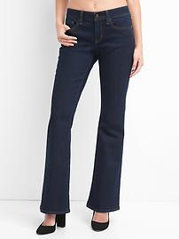 Mid Rise Long & Lean Jeans