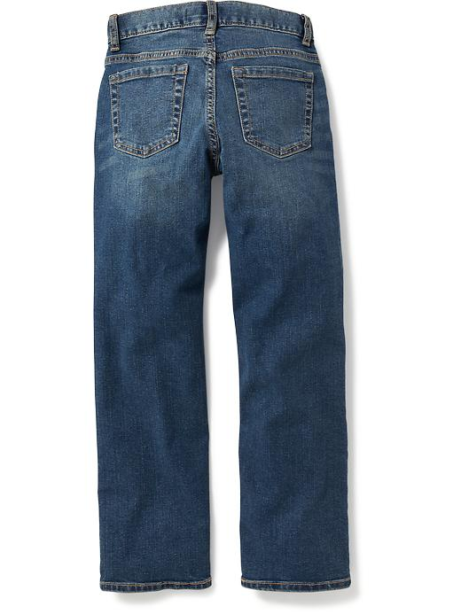 Built-In-Flex Straight Jeans for Boys
