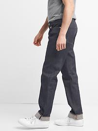 Selvedge Straight Jeans