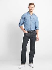 Selvedge Standard Jeans