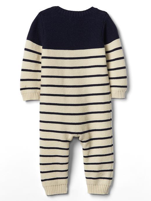 Baby Brannan Stripe One-Piece
