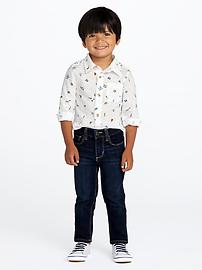 Karate Skinny Jeans for Toddler Boys