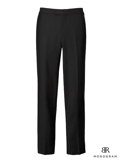 Monogram Standard Italian Tuxedo Pant