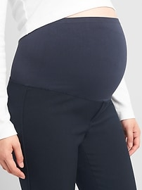 Maternity Full Panel Baby Boot Trousers